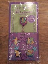 Disney   Hip Lanyard Starter Set - Tinker Bell - Pin 80032