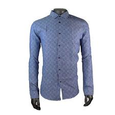 HUGO BOSS Linen Collared Casual Shirts & Tops for Men