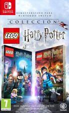 JUEGO  FOX (WARNER)  SWITCH  LEGO HARRY POTTER COLLECTION  NUEVO (SIN ABRIR)