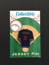 Chicago Cubs Andre Dawson lapel pin-Windy City Nation Classic Collectible