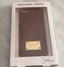 Michael Kors Cover Pelle iPhone 6 + N.4 Cover In Omaggio