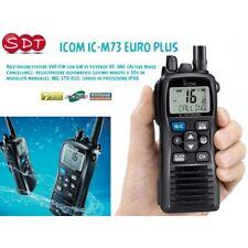 ICOM IC-M PLUS TRANSCEIVER VHF NAUTISCH 6 WATT RF, SCHWIMMER, ICH