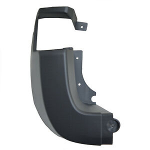FO1104137 New Replacement Rear Driver Bumper End Cap Fits 15-18 Transit T-150