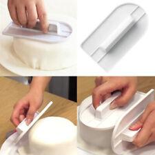 Cake Smoother Straight Edge Fondant Tool Polisher Sugarcraft Equipment Icing uk