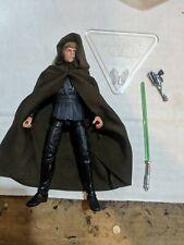 """Star Wars Black Series 6"""" JEDI KNIGHT LUKE SKYWALKER!  Loose, Complete!"""