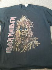 Iron Maiden 'Killers Cover' T-Shirt - metal rock