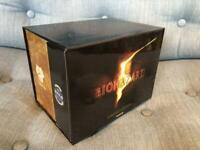 Biohazard5 e-capcom Collector's Edition Limited Video Games Japan Capcom PS3