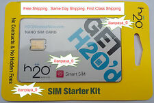 Fits Nokia Lumia 1520 Nano SIM Card H2O