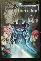 "JAPAN Blassreiter Visual Fan Book ""Record of Magnus"" (Art Guide Book)"