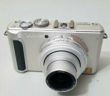 Panasonic LUMIX DMC-LX3 10.1MP Digital Camera - Silver *AS IS*