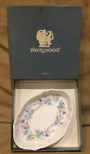 Angela Pin Tray Wedgwood Bone China Porcelain Dish Wedgewood 1980, with box