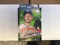 2017 Topps Series 2 Baseball Hanger Box
