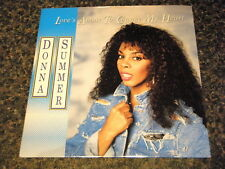 "DONNA SUMMER - STATE OF INDEPENDENCE  7"" VINYL PS"
