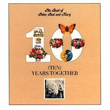 Paul and Mary Peter - The Best Of Peter, Paul And Mary: Ten Years Together [CD]