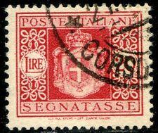 Luogotenenza 1945 Segnatasse n. 96 usati (m2215)