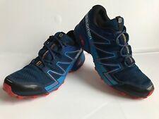 Salomon Speedcross Vario GTX Para Hombre Trail Running Zapatos Talla 10 Reino Unido (euro 44 2/3)