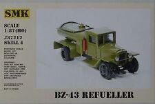 SMK #87212 BZ-43 Refueller in 1:87 (H0)