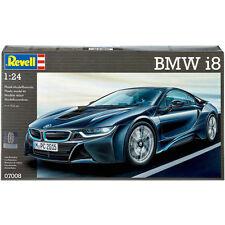 Revell BMW i8 (escala 1:24) Modelo Kit Nuevo
