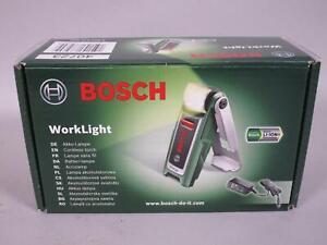 Bosch WorkLight, Akku-Lampe, 40723 + OVP   3N6631