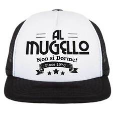 Cappello Al Mugello Non Si Dorme, Zaino Moto GP, Divertente, Motociclista