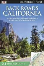 Volver Caminos California (DK Eyewitness Travel back carreteras), DK, Libro Nuevo