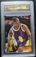 1997 COLLECTORS EDGE IMPULSE PROMO #6 KOBE BRYANT LOS ANGELES LAKERS HOF USA 9