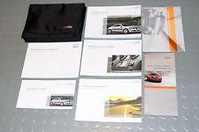2010 Audi TT / TTS COUPE Owners Manual - SET!!! w/Navigation Manual