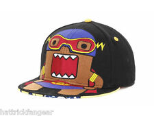 CONCEPT ONE DOMO SUPER HERO LOGO FLATBILL SNAPBACK HAT/CAP - OSFM