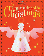 Things to Make and Do for Christmas: Activity Pack by Fiona Watt (Paperback, 20…