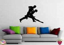 Wall Stickers Vinyl Decal Dance Passion Tango z1055