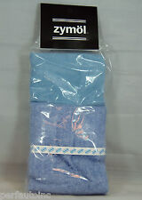 ZYMOL ACCESSORY PACK COTTON TERRY MICROFIBER TOWEL PRE WAX APPLICATOR HD CLEANSE