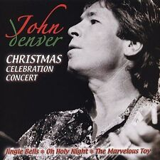 Christmas Celebration Concert by John Denver (CD, Sep-2003, BMG Special Products