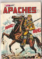 APACHES n°81 - Mon Journal 1980 - Superbe