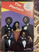 The Platters My Prayer Cassette