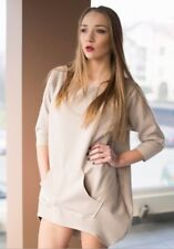 Ladies Dress Woolly Size L