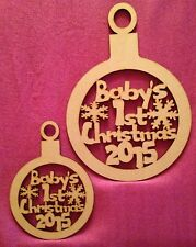 Baby MDF Decorative Plaques & Signs
