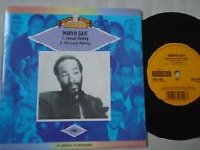 """MARVIN GAYE - SEXUAL HEALING / MY LOVE IS WAITING - OLD GOLD 7"""" SINGLE -"""