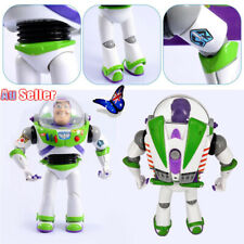 "12"" Disney Toy Story Buzz Lightyear Walking Sound Action Figure Toy Best Gift"