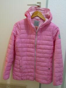 158//164 Blau Pink Kinder Mädchen Jacke Blouson Gr