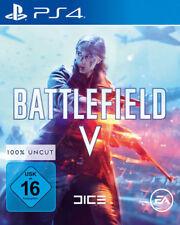 Battlefield V 5 PS4| Deutsche USK Neuware kein Import | Playstation 4 Shooter