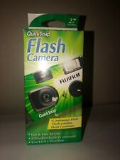 Fujifilm QuickSnap Flash 400 Speed One time use 27 Exposures