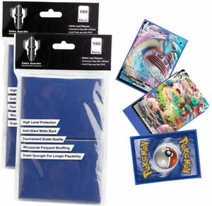 Standard Size 66x91mm Card Game Cards Sleeves,Double Matte Trading (200 sleeves)