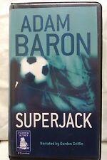 Superjack by Adam Baron: Unabridged Cassette Audiobook (AA1)