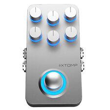 Hotone XTOMP Bluetooth True Buffered Bypass Guitar Multi Effects Stompbox Pedal