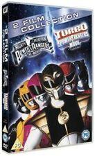 Power Rangers - The Movie/Turbo - A Power Rangers Movie (DVD, 2013, Box-set)