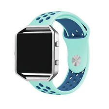 For Fitbit Blaze Watch Replaces Silicone Rubber Band Sport Watch Band Strap