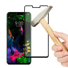 3D Curved Cover Tempered Glass Screen Protector Guard Film Skin For LG G8 ThinQ