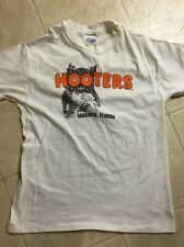 HOOTERS SARASOTA T-SHIRT, VINTAGE SWAG NOT BEING WORN, ONE SIDED, ONE OWNER
