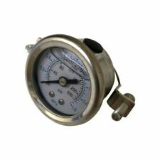 Pressure Gauge for Reverse Osmosis Ro Unit / HMA Filter Aquarium With 1/4' Pipe