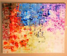 large abstract paintings on canvas original